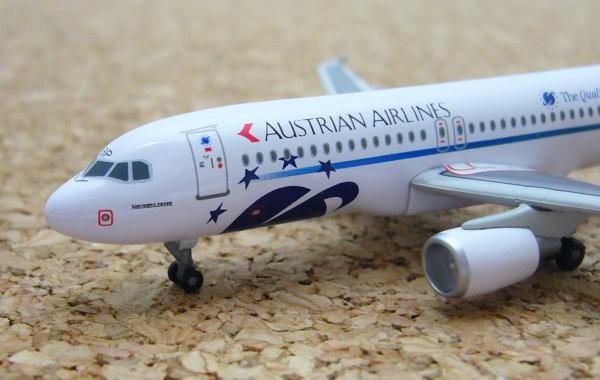 1/400の世界: Austrian Airlines